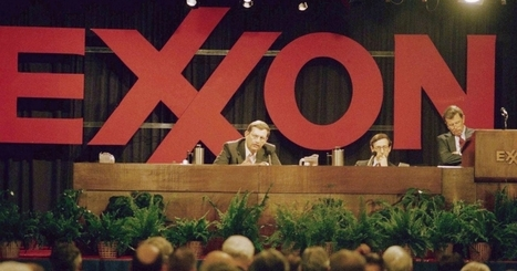 'Moment of Judgment' Welcomed as Exxon Cover-Up Investigation Goes to FBI | sustainablity | Scoop.it