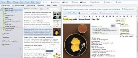 Evernote a su me séduire • Le Geek Pauvre | Evernote, gestion de l'information numérique | Scoop.it