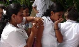 Éxito vacunación a niñas contra el virus del papiloma humano   VPH   Scoop.it