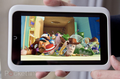 Nook Video launches in UK, first to include UltraViolet - Pocket-lint | Ultraviolet | Scoop.it