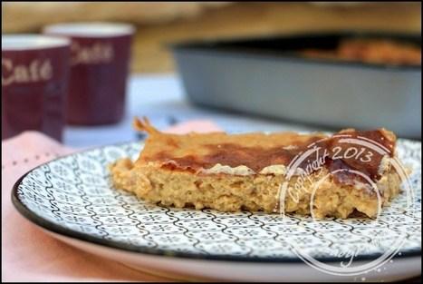 Gâteau au tapioca à l'amande – sans gluten et sans lactose   Talons hauts & sac à dos   Scoop.it