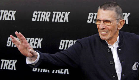 In Memoriam: Spock, the Vulcan, lives forever | Virology News | Scoop.it