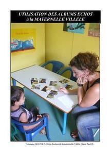 Numérique à l'école maternelle : des usages au service des apprentissages.   La médiathèque de l'ESPE d'Albi   Scoop.it