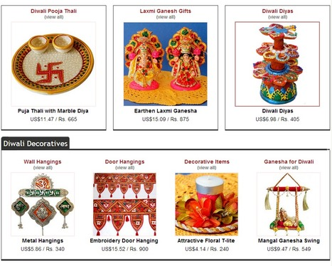 Online Diwali Gifts - Popular Among Non-Resident Indians | Diwali gifts | Scoop.it