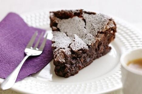 Flourless Chocolate-Almond Torte | Yummy and Easy Dessert | Scoop.it