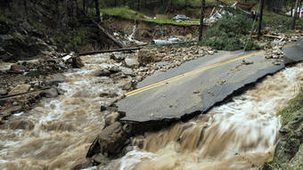 Meteorology and geography collide in Colorado flooding | Mr. Henderson's Geography | Scoop.it
