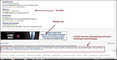 Google : Pourquoi eBay a-t-il perdu la bataille face à Panda 4.0 ? - #Arobasenet | Google - le monde de Google | Scoop.it