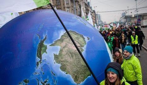 """""""Face au changement climatique, l'économie verte n'est pas une alternative""""   Sustain Our Earth   Scoop.it"""