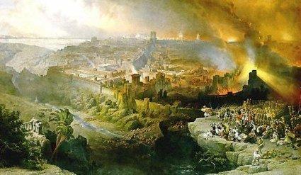 The Fall of Jerusalem in 70 A. D. | jerusalem | Scoop.it