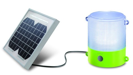 Panasonic project to donate a total of 100,000 solar LED lanterns to people in regions of the world without electricity | Social Mercor | Scoop.it