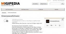 BLOG Greenpeace stürmt die Migros und fordert giftfreie Kleider – vergeblich? (17.02.13) | Fallbeispiel «Migros – ein M giftiger» | Scoop.it