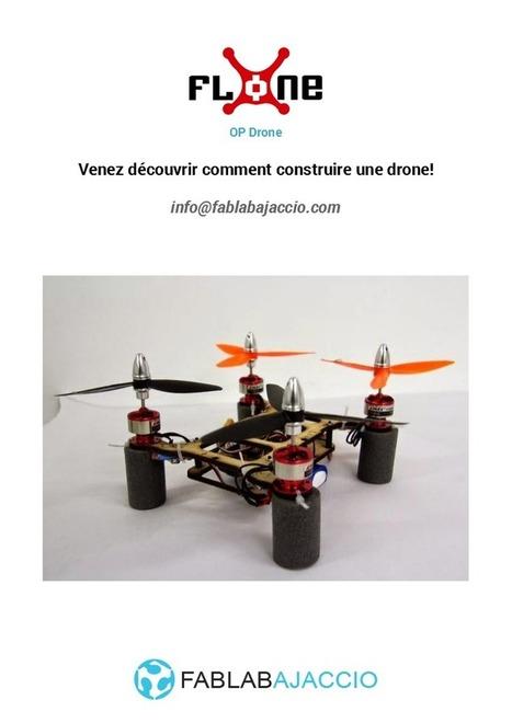 Flone | FabLab Ajaccio | FabLab - DIY - 3D printing- Maker | Scoop.it