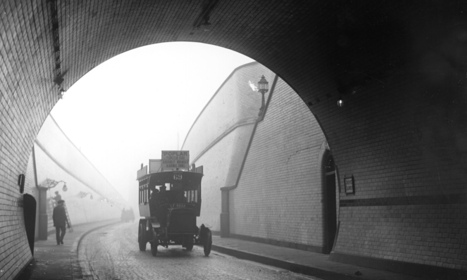 Why is the Blackwall tunnel so bendy?   Building and construction news in and around London   Scoop.it