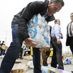 Romney camp spent $5,000 to stage storm relief event | Media Relations Articles: Rob Ford | Scoop.it