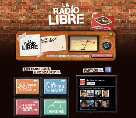 Web Radio + Marques = Nouveaux Médias | Radiopub | Radio 2.0 (En & Fr) | Scoop.it
