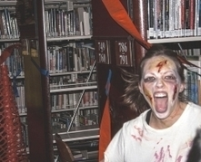 Zombies Invade the Library | American Libraries Magazine | Libraries & Archives 101 | Scoop.it