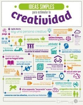 Ideas simples para estimular la creatividad | acerca superdotación y talento | Scoop.it