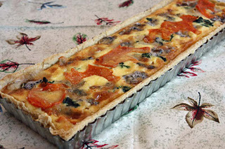 A2K - Allotment 2 Kitchen: Roasted Butternut Squash Tart | Cooking in season | Scoop.it
