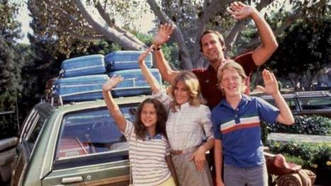 Who would you rather road trip with, mom or dad? Survey says... | Troy West's Radio Show Prep | Scoop.it