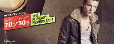 Men's Clothing - UP TO 70% + EXTRA 30% OFF , deals fromApparel and Accessories, discount voucher from India | thetradeboss | Scoop.it
