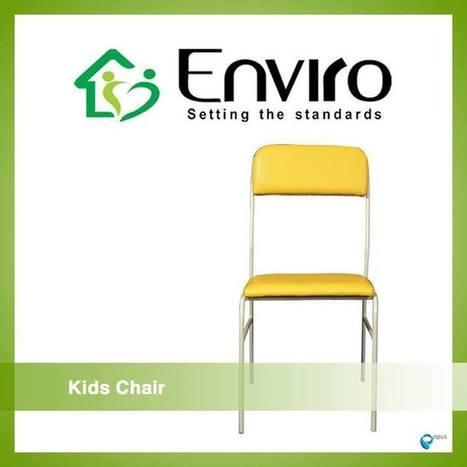 Kid Chair | Enviro Furniture | Scoop.it
