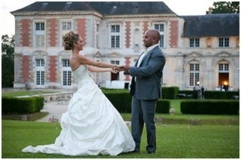 French Chateau wedding with international flavour just outside Paris | Wedding Photography in Normandy | Scoop.it