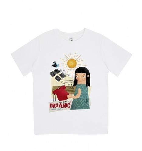 ¿Cómo unas camisetas pueden cambiar el mundo? | Educacion, ecologia y TIC | Scoop.it