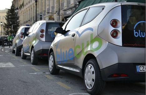 Les voitures électriques en libre-service s'installent à Arcachon   Tourisme sur le Bassin d'Arcachon   Scoop.it