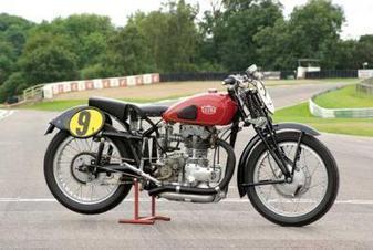 Gilera Saturno 500 Competizione - Classic Italian Motorcycles - Motorcycle Classics | REPORTES DINAMICA | Scoop.it