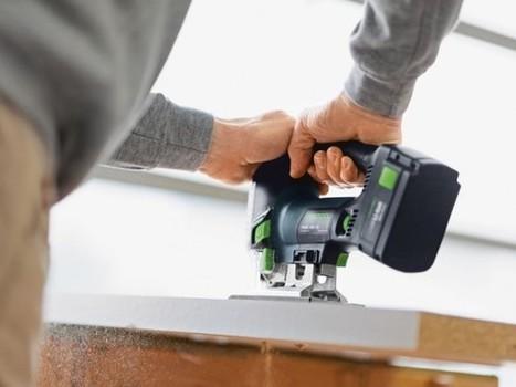 Scie sauteuse Carvex PS 420, précise jusque dans les courbes | Ma TOOL BOX | L'actu Qama | Scoop.it