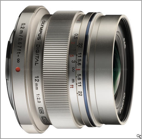 Olympus unveils 12mm F2.0 and 45mm F1.8 fast primes for Micro Four Thirds   Olympus OMD EM5 Lens   Scoop.it