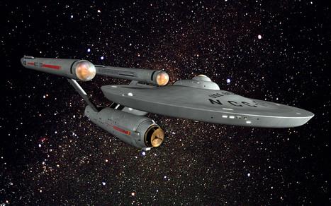 10 Interesting STAR TREK Facts You May NotKnow   Star Trek International   Scoop.it