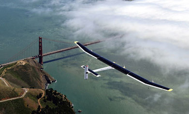 Solar-powered travel: opening up new routes across sky, sea and land | Peer2Politics | Scoop.it