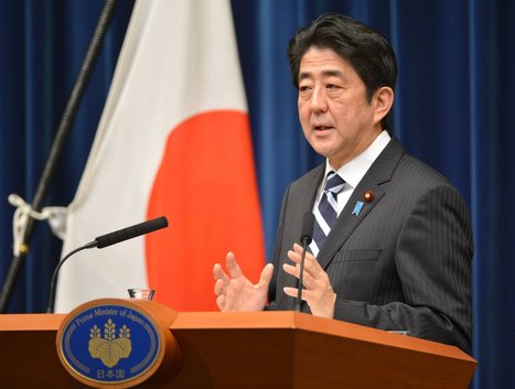Can 'Abenomics' Revitalize Japan?   Proliferating Your Brand Values   Scoop.it