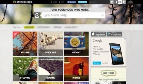 5 Apps for People Who Don't Really Like Music | Musique Digitale & Streaming Musical | Scoop.it