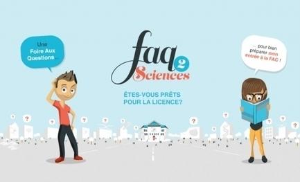 faq2sciences : préparez votre L1 sur le Web - Letudiant.fr   EntomoScience   Scoop.it