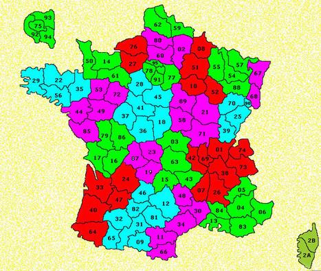 Régions   CGMA Généalogie   Scoop.it