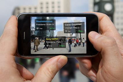 Top Five Augments Reality Apps | Mobile Phone Reviews | Geekery Cyclone | Scoop.it