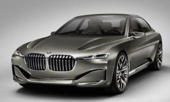 BMW Vision Future Luxury concept officially unveiled, features carbon fiber ... - WorldCarFans.com | Transportation & Composites | Scoop.it