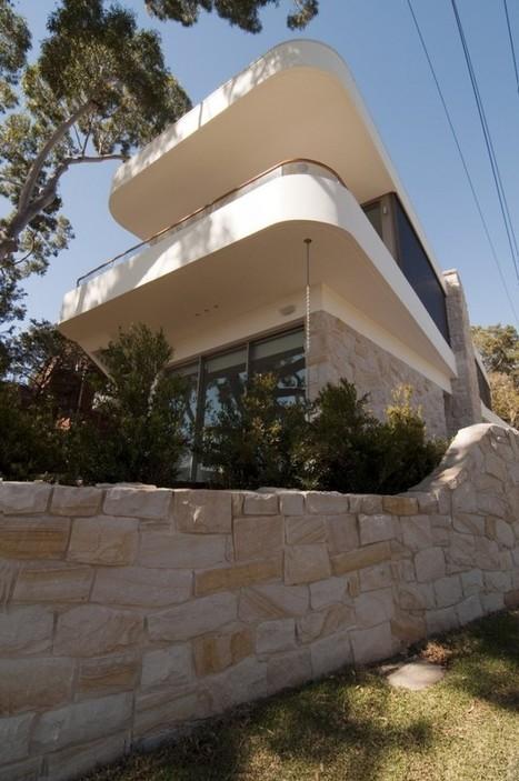 Deck in the Canopy House by Luigi Rosselli Architects » CONTEMPORIST | Casas del mundo | Scoop.it
