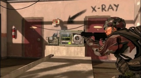 Playing War: How the Military Uses Video Games | Games | Scoop.it