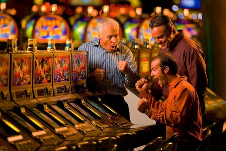 Slot Park: Enjoy The Utimate Vegas Experience On Your Phone | Do's and Dont's of Mobile App Marketing | Scoop.it