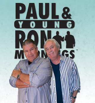 At 9am/est, I'm live on the Paul and Young Ron Show | The Billy Pulpit | Scoop.it