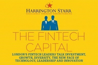 The FinTech Capital Magazine | Harrington Starr | Finance and Insurance Technology | Scoop.it