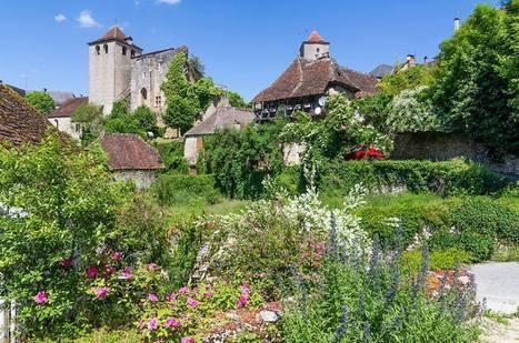 Photo de Montvalent (Lot)   Autour de Carennac et Magnagues   Scoop.it