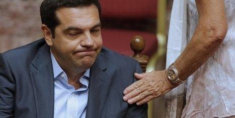 Grèce : des marges de manoeuvre très limitées pour Alexis Tsipras | La lettre de Grèce | Scoop.it
