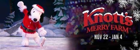 Enjoy the Holly Jolly Holidays at Knott's Merry Farm! | Travel & Hospitality | Scoop.it