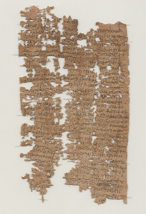 Egyptian Soldier Aurelius Polion's 1,800-Year-Old Letter Home Has Poignant Modernity | Ancient Egypt and Nubia | Scoop.it