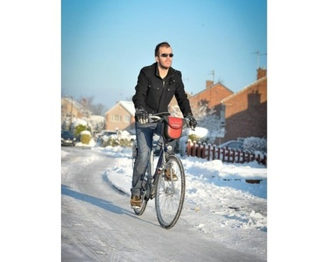 Tips to keep Rotherham cyclists safe in the snow ... - Postcode Gazette | CycleRotherham | Scoop.it