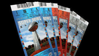 Super Bowl premium tickets double to $2600 for game in New Jersey - Los Angeles Times | Super Bowl 2014 | Scoop.it